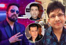 KRK Leaks Mika Singh's Audio Message