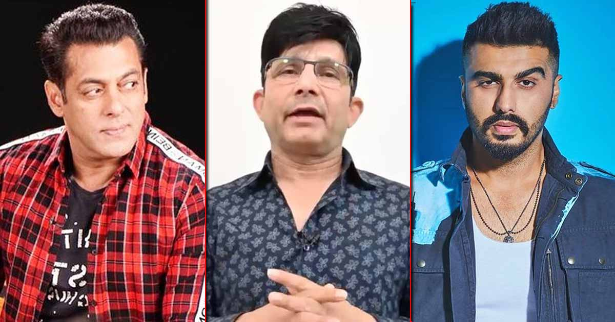 KRK Now Uses Arjun Kapoor's 'Differences' With Salman Khan To His Advantage, Calls Him 'Real Mard'