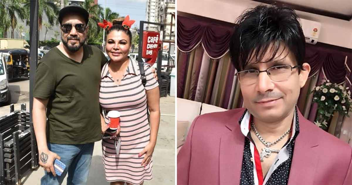 KRK Claps Back At Mika Singh With Derogatory Remarks