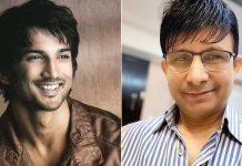 KRK Takes A Dig At 'Bollywood Ka Gunda Bhai', Says He Is Not Sushant Singh Rajput