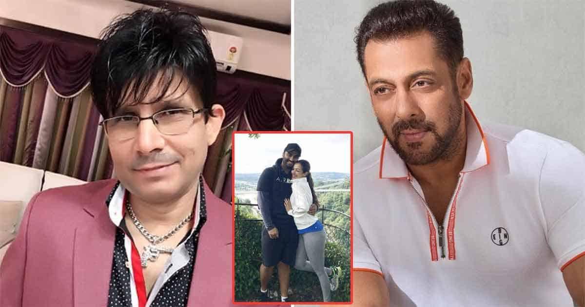 Kamaal R Khan Drags Arjun Kapoor & Malaika Arora in Salman Khan Row