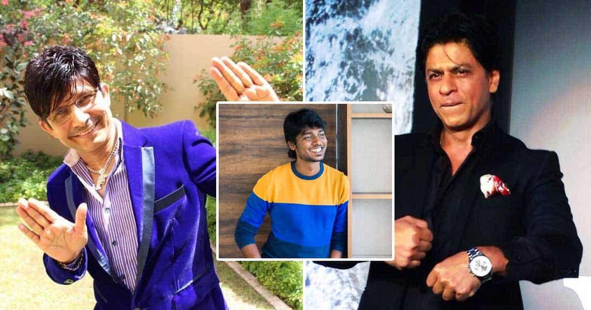KRK Tweets On Shah Rukh Khan's Upcoming Films Including Atlee's Next