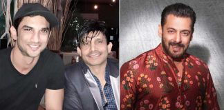 KRK Uses Sushant Singh Rajput To Launch Another Attack On Sushant Singh Rajput