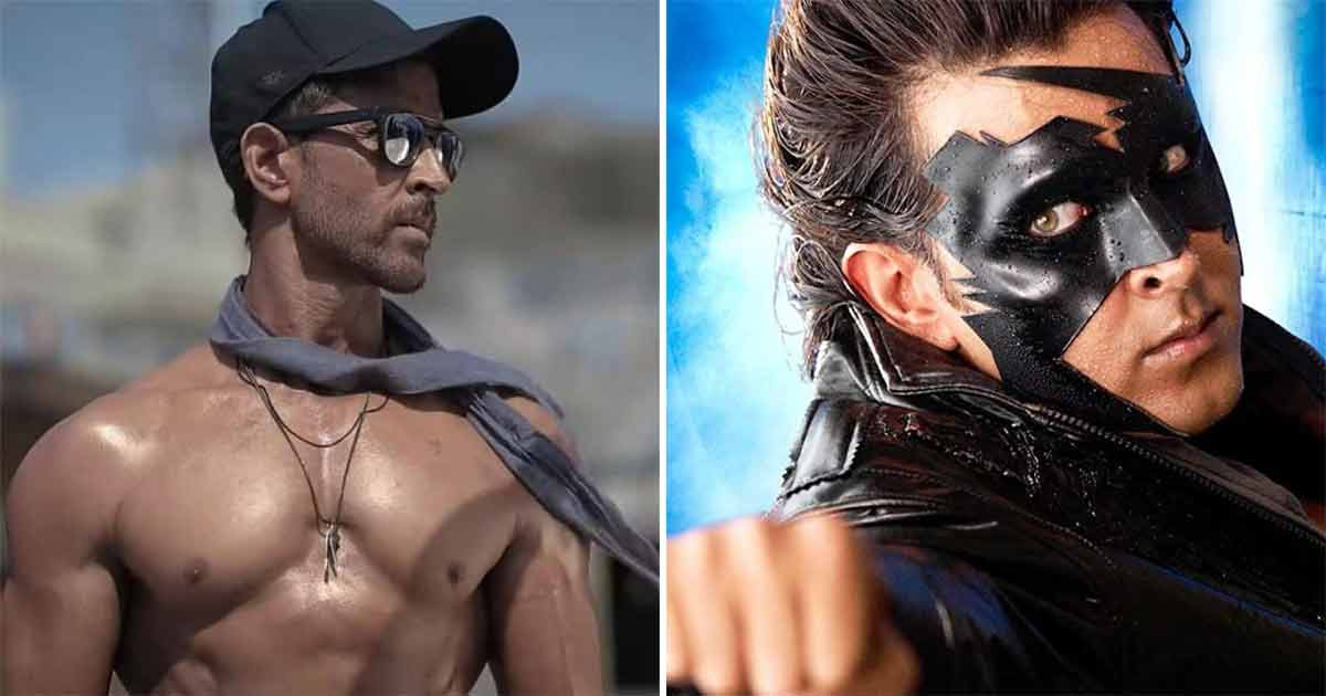 A Netizen Shares A Plot For Krrish 4, Hrithik Roshan Seems Intrigued & Compliments His Creativity
