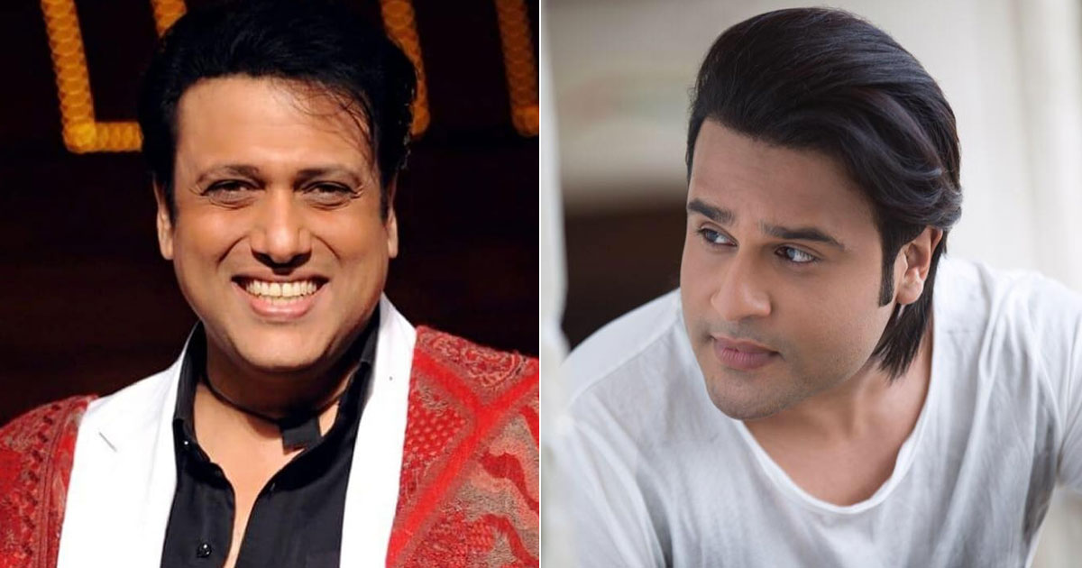 Krushna Abhishek Reveals Govinda Used To Take Him & Family To 5 Star Hotels; Shares An Unseen Picture