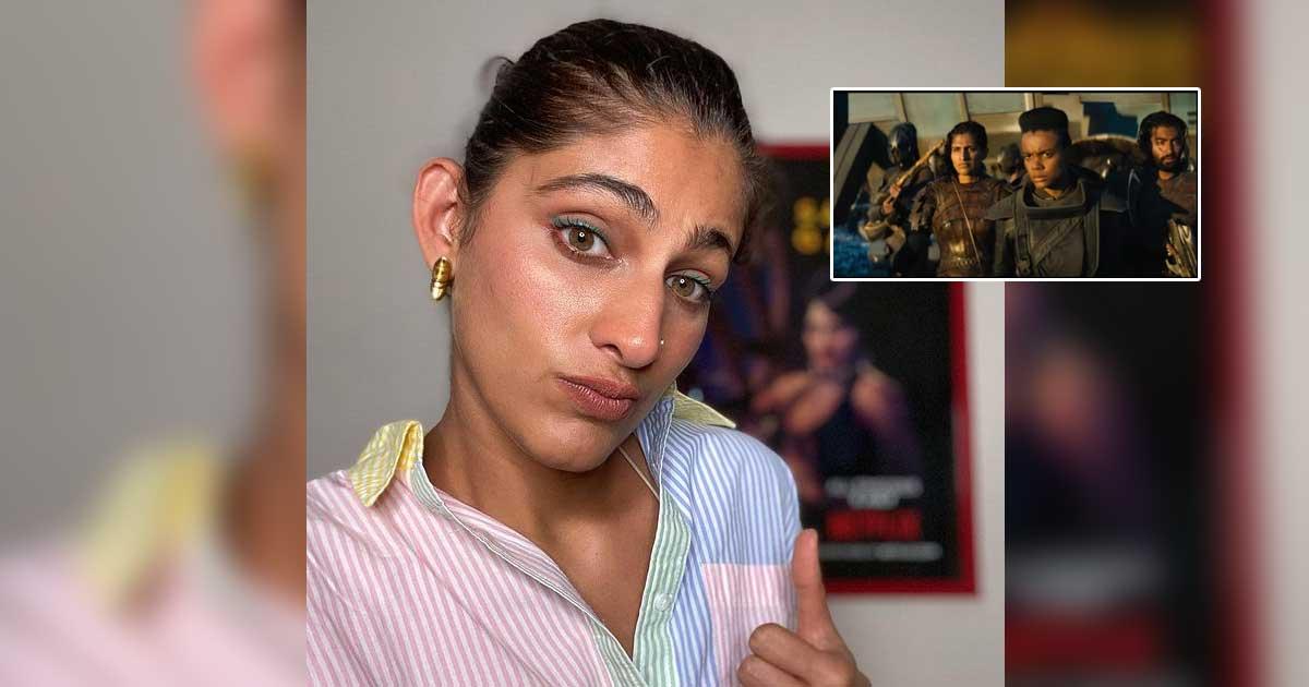 Kubbra Sait Opens Up On Her International Sci-Fi Series 'Foundation'
