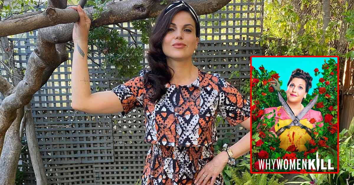 Lana Parrilla opens up on her character in 'Why Women Kill 2'