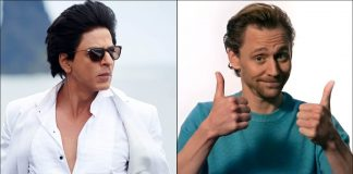 'Loki' Tom Hiddleston Associates Shah Rukh Khan When Asked 'India' & 'Bollywood'