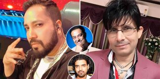 """Mika Singh Releases KRK Kutta; Kamaal R Khan In Reaction Calls Vindu Dara Singh Bookie & Shaarib Toshi #MeToo Master: """"Now Wait For My Videos"""""""