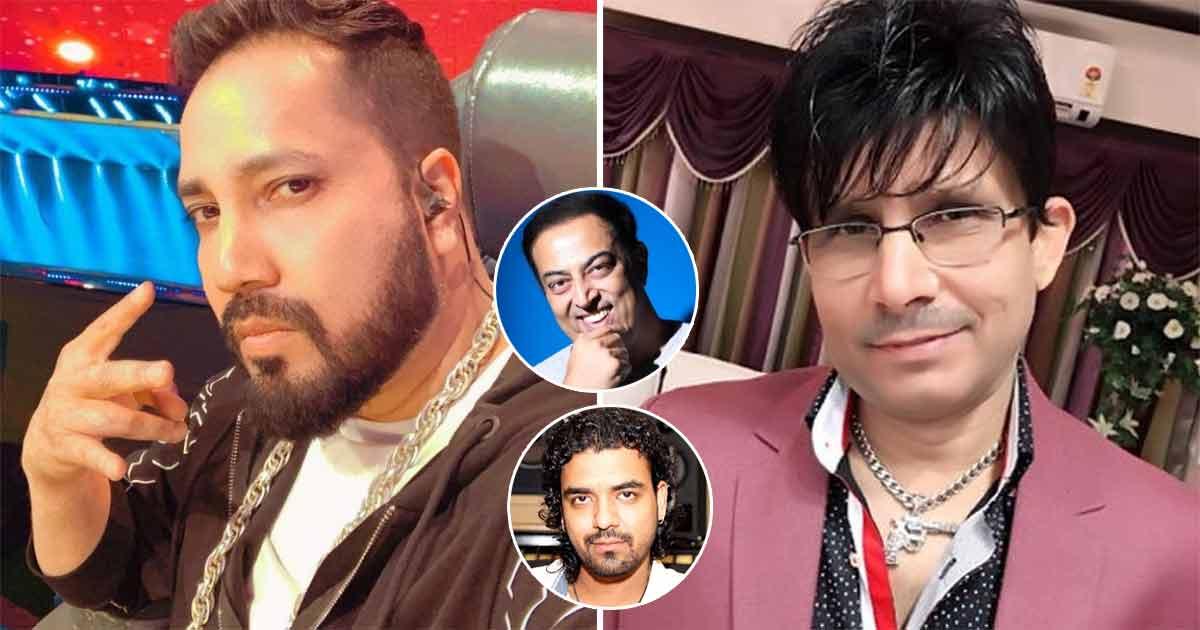 Mika Singh Releases Diss Track KRK Kutta, KRK Replies