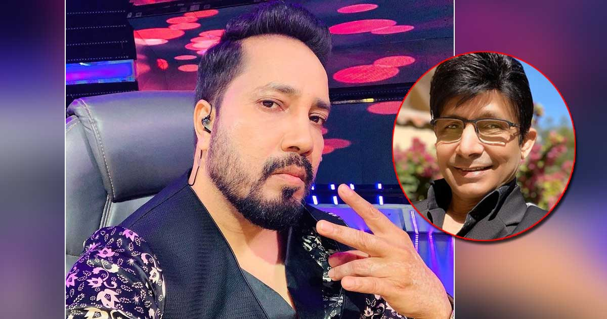 Mika Singh Wants KRK To Review His Diss Track 'KRK Kutta' & Asks His Fans To Trend #BarkingDog, Read On