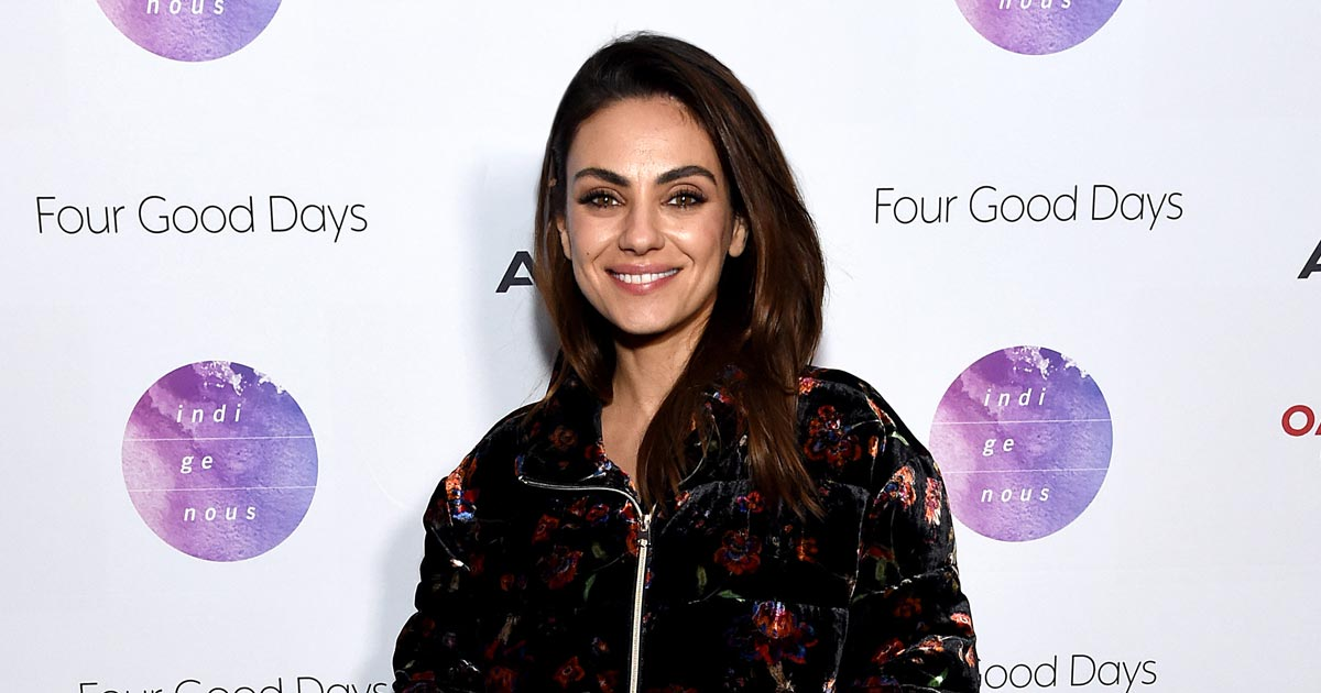 Mila Kunis Once Lied To Get The Role Of Jackie Burkhart In That 70s Show?