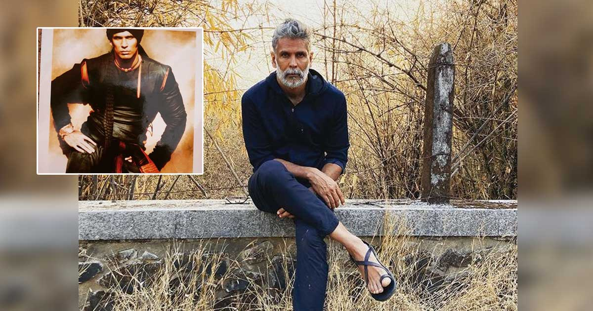 Milind Soman's Throwback Thursday Treat: Stills From Shoots Over The Years