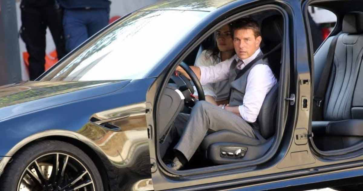 Tom Cruise Left With Only 21 Days To Wrap Up The Shoot Of Mission: Impossible 7