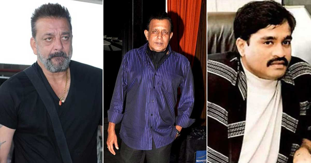 Mithun Chakraborty Was Once Rescued By Sanjay Dutt After Getting Death Threats From Dawood Ibrahim