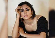 Mrunal Thakur: Dad sits with me during script narrations
