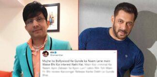 Mumbai Court Slams Interim Order Against KRK From Tweeting About Salman Khan