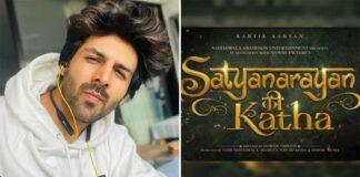 Nadiadwala Grandson Entertainment-Namah Pictures announce a musical love-saga 'Satyanarayan Ki Katha' with Kartik Aaryan; directed by Sameer Vidwans