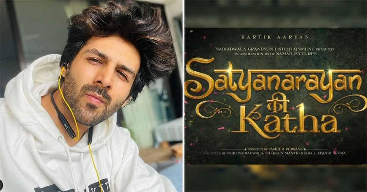 Kartik Aaryan Finally Has A Good News! Teams Up With Sajid Nadiadwala For 'Satyanarayan Ki Katha'