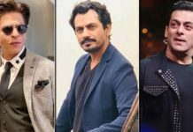 Nawazuddin Siddiqui Compares Working With Shah Rukh Khan & Salman Khan