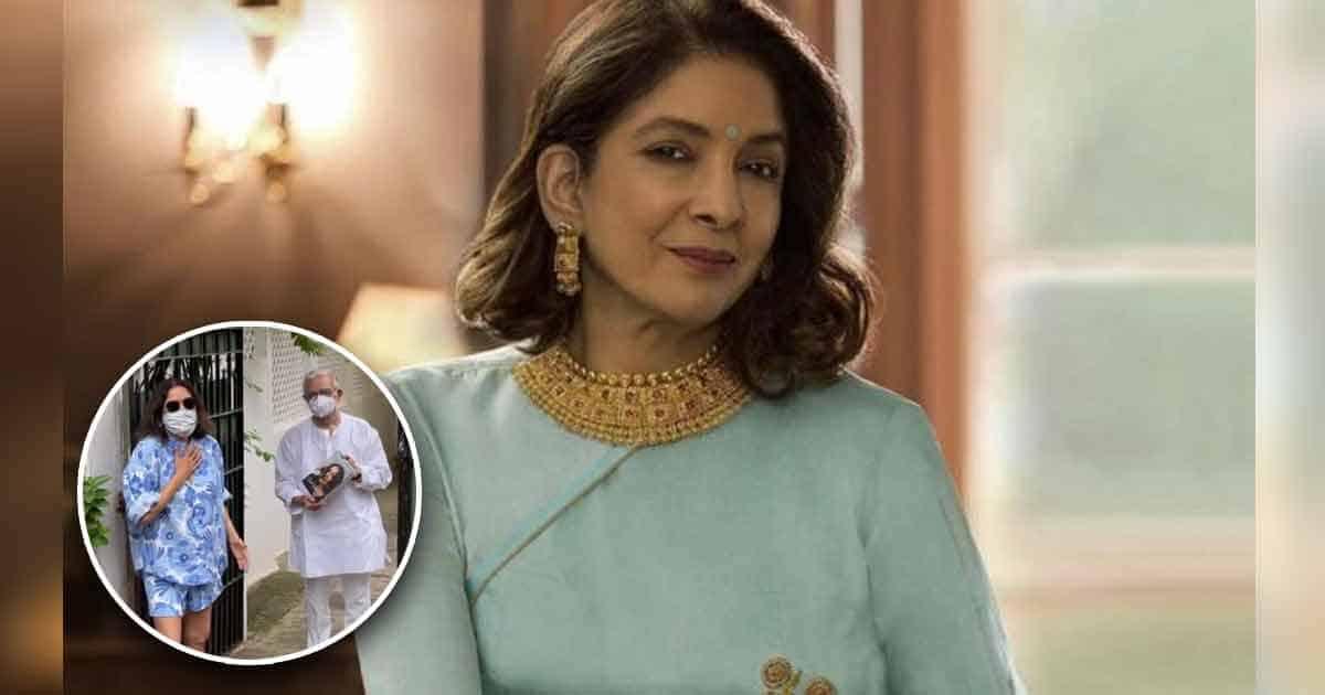 Neena Gupta Handles Troll Like A Boss Over Wearing Shorts In A Meeting With Gulzar