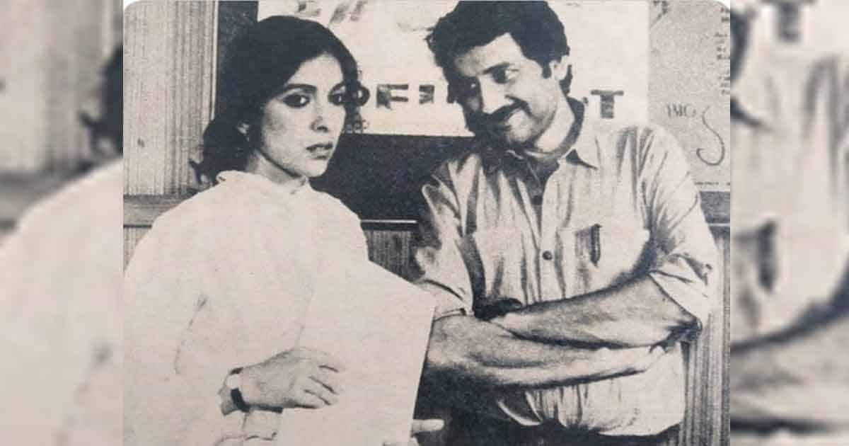 Neena Gupta shares a memorable picture with Shekhar Kapur
