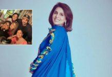Neetu Kapoor's 'world' includes Ranbir, Alia, Riddhima