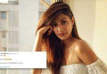 Netizens Joke About Rhea Chakraborty Being Most Desirable Woman Of 2020