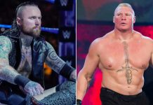 News Related To Brock Lesnar's Rumoured Return At SummerSlam 2021 & Aleister Black