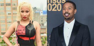 Nicki Minaj defends Michael B. Jordan over name of his new rum brand