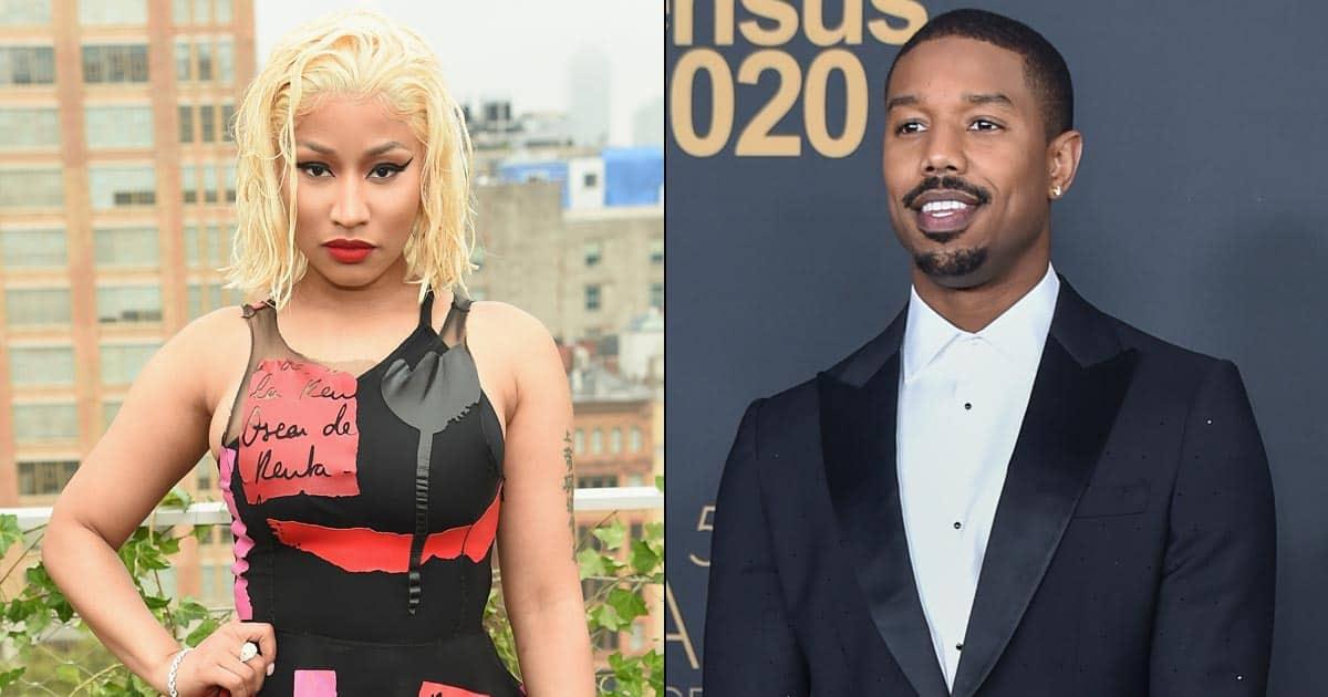 Nicki Minaj defends Michael B Jordan for his brand new Rum name, also shares some tips