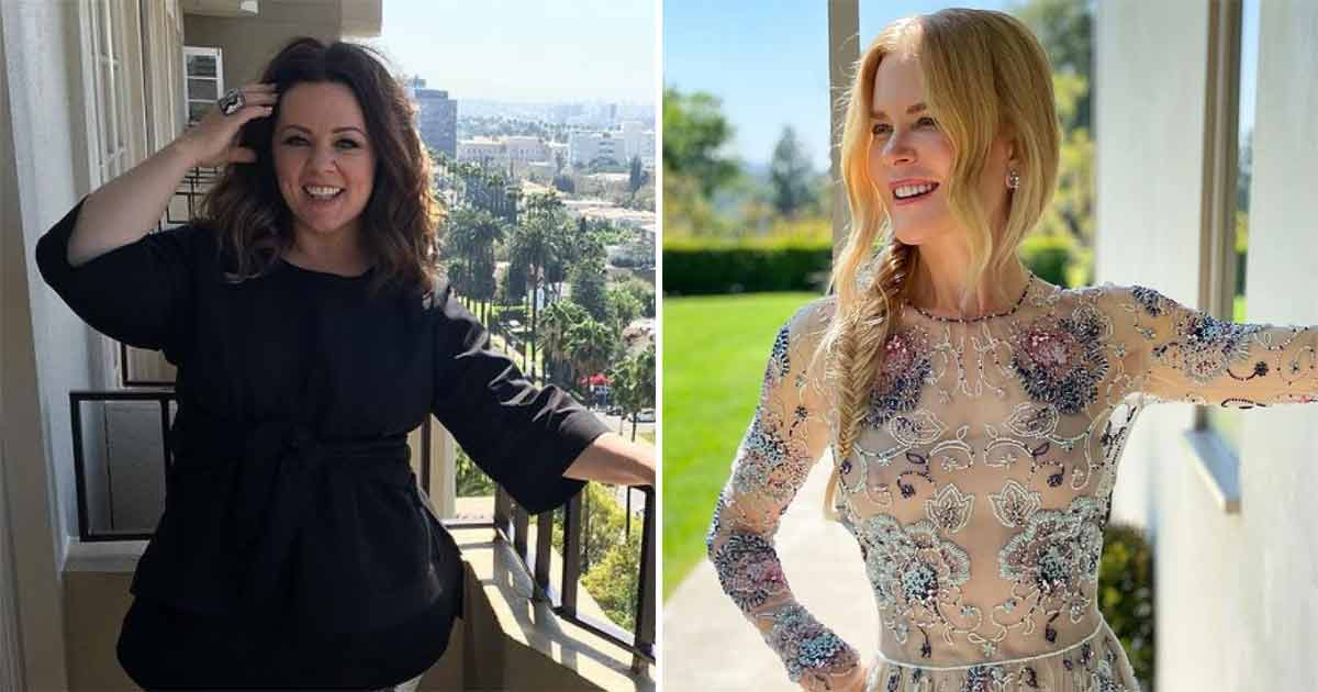 Nicole Kidman & Melissa McCarthy Mark Their First Ever Collaboration With Nine Perfect Strangers!