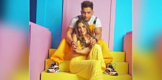 Nikki Tamboli, Millind Gaba come together for party track 'Shanti'