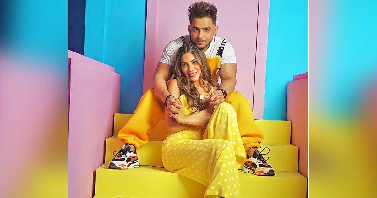 Nikki Tamboli Collaborates With Millind Gaba For A Party Track Titled 'Shanti' - Read On