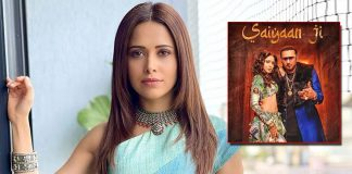 Nushrratt Bharuccha reacts on 'Saiyaan ji' video crossing 400mn views