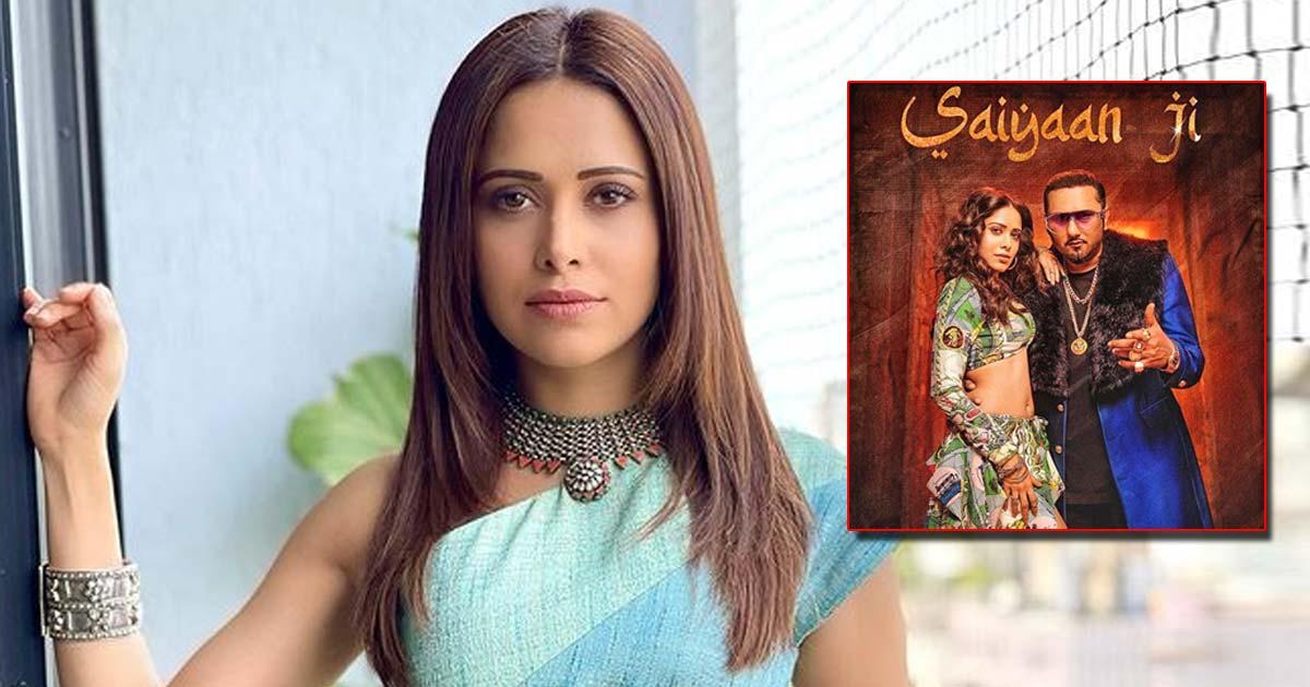 Nushrratt Bharuccha Is Elated About Her Blockbuster Pairing With Honey Singh As 'Saiyaan Ji' Crosses 400 Million Views