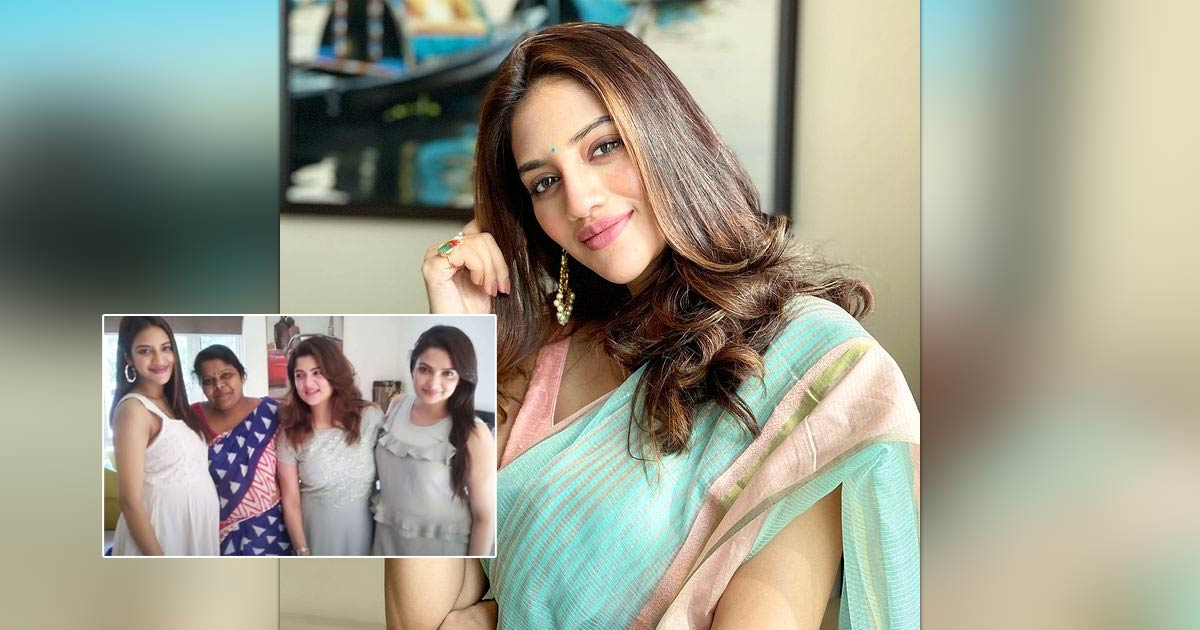 Nusrat Jahan Confirms Pregnancy Rumours! Flaunts Baby Bump In A New Picture