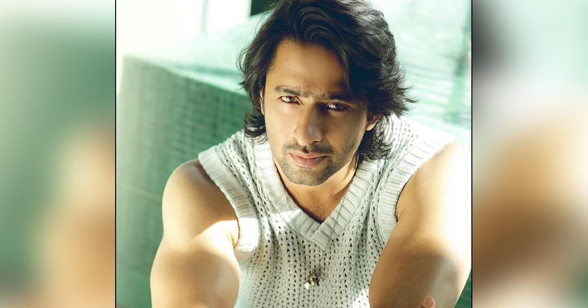 Shaheer Sheikh Is Stuck In Ladakh But That Doesn't Stop Him From Having Fun