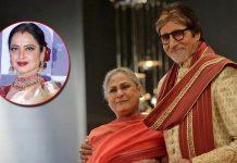 On Amitabh Bachchan & Jaya Bachchan's Wedding Anniversary, Rekha Memes Ft. Hera Pheri, Munna Bhai Break The Internet, Read On