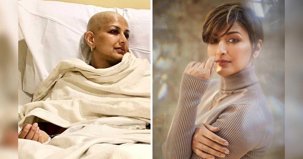 Sonali Bendre Looks Back At Her Battle With Cancer On Cancer Survivors ….