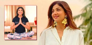 On Int'l Yoga Day, Shilpa Shetty suggests asana for Covid recovery