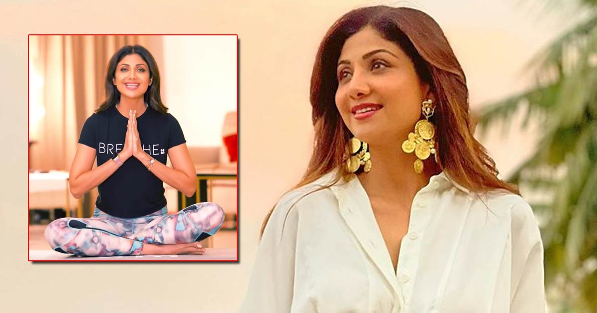 Shilpa Shetty Guarantees Early Recovery From COVID After Practising This Asana, Check out!