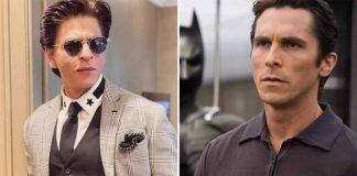 Once Shah Rukh Khan Said He Would Marry Christian Bale's Batman! We Hope It Didn't Hurt Gauri Khan