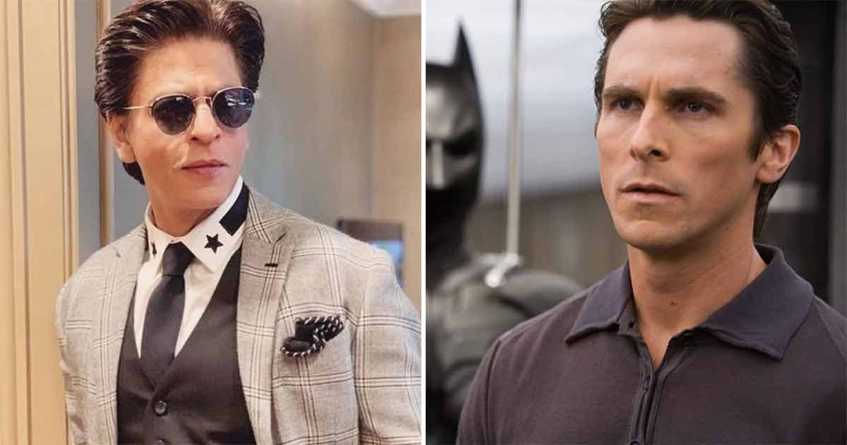 Shah Rukh Khan On Christian Bale's Batman