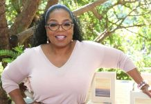 Oprah Winfrey talks about dealing with trauma as a child