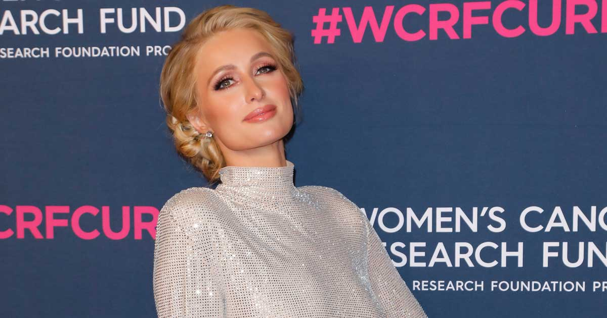 Paris Hilton Is #BossBabe & Barbie Rolled In One In New Pic