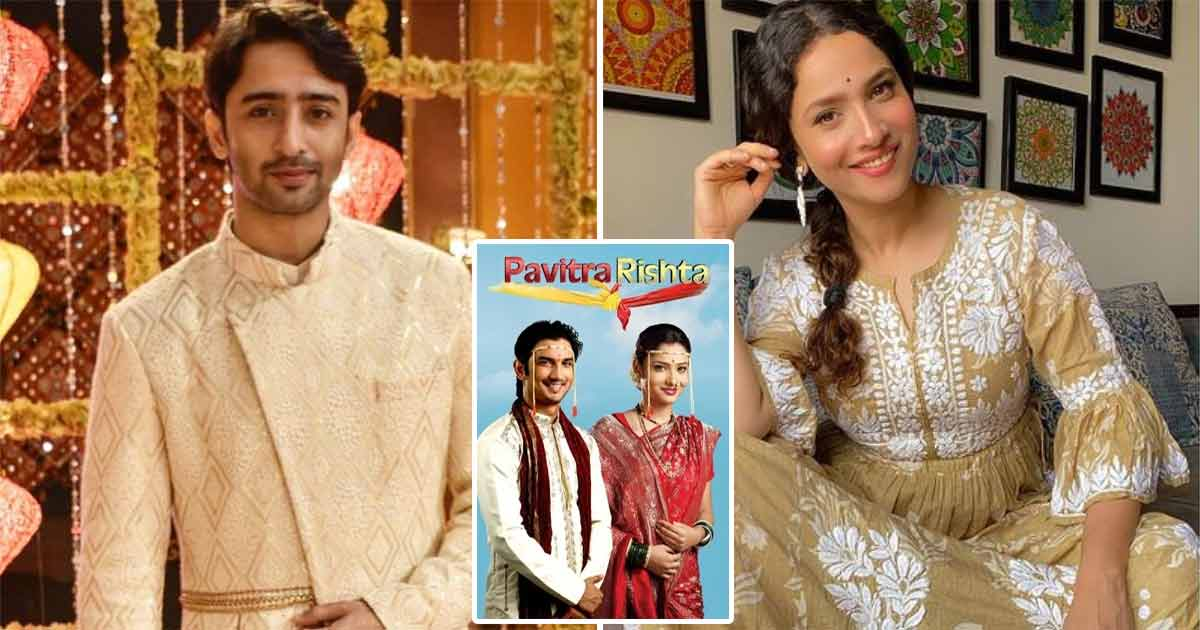 Shaheer Sheikh To Replace Sushant Singh Rajput In Ankita Lokhande Starrer?