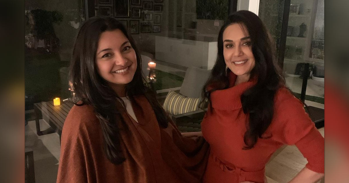 Preity Zinta is back from digital detox