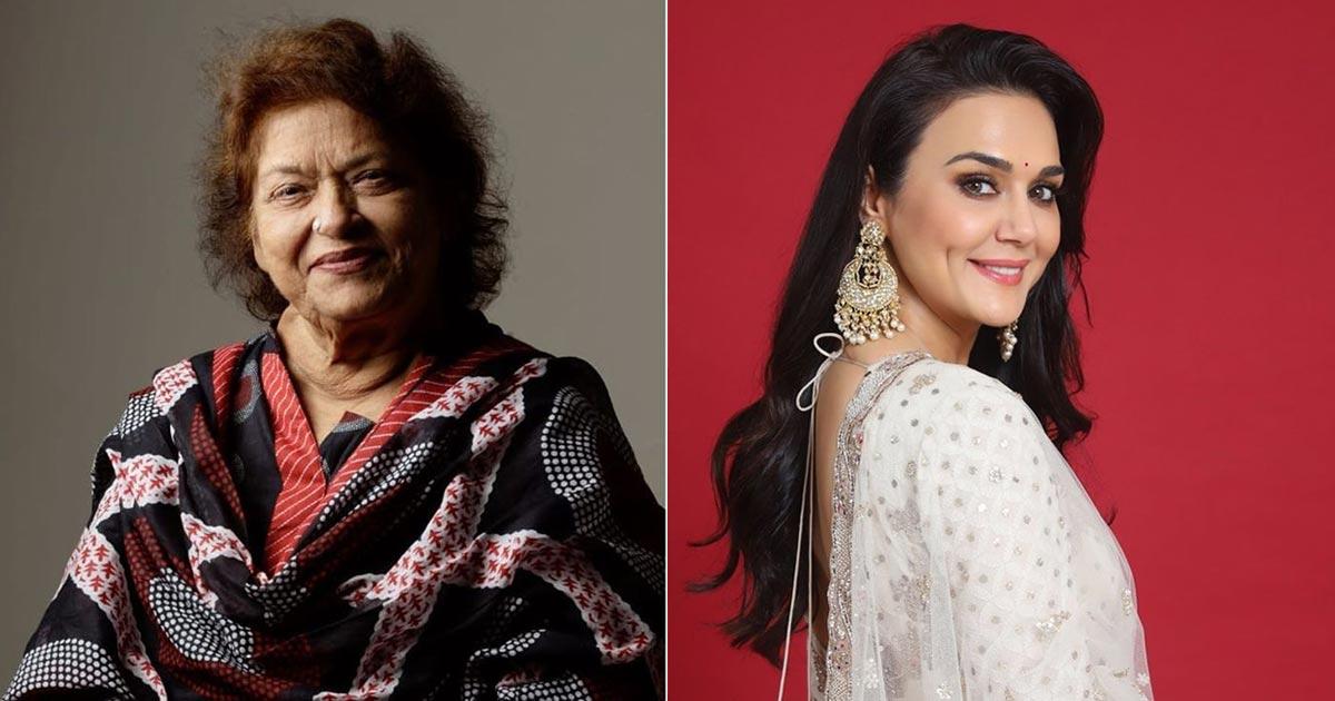 "When Saroj Khan Screamed At Preity Zinta & Said, ""Kahan See Le Aye Ho Is Ladki Ko?"""