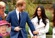 Prince Harry & Meghan Markle Welcome Their 2nd Child & Her Name Pays Homage To Queen Elizabeth & Princess Diana
